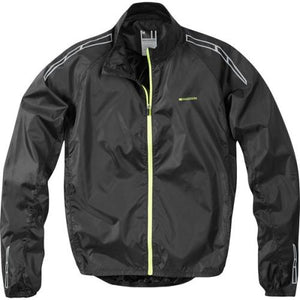 Madison Unisex Pack It Jacket Black