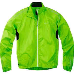 Madison Unisex Pack It Jacket Green
