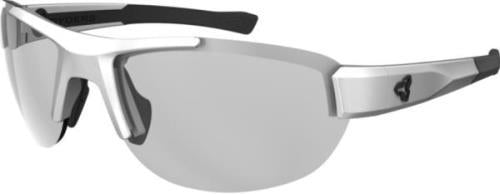Ryders Crankum Photochromatic White-Black / Lt Grey Lens 75%-26%