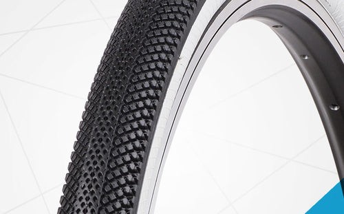 VEE Speedster Tire - White Wall 20