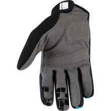 Load image into Gallery viewer, Madison Roam Mens Blue Glove Rear