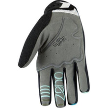 Load image into Gallery viewer, Madison Zena Womens Blue/Sea Green Glove Rear