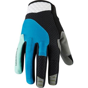 Madison Zena Womens Blue/Sea Green Glove Front