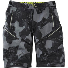 Load image into Gallery viewer, Madison Zenith Grey Camo Mens Shorts Front