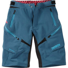 Load image into Gallery viewer, Madison Zenith Atlantic Blue Mens Shorts Front
