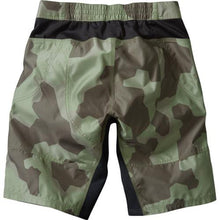 Load image into Gallery viewer, Madison Trail Mens Camo Shorts Rear