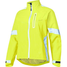 Load image into Gallery viewer, Madison Protec Womens Hi Viz Yellow Jacket Front