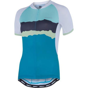 Madison Keirin Womens Short Sleeve Jersey Front