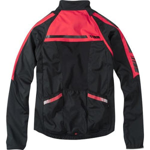 Madison Sportive Convertible Mens Sheild Jacket Rear