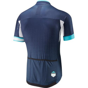 Madison Sportive Race Womens Short Sleeve Jersey Rear
