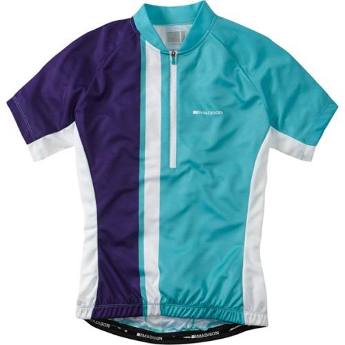 Madison Tour Womens Short Sleeve Jersey Front