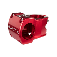 Load image into Gallery viewer, Burgtec Enduro MK2 Stem 35mm Bar Race Red