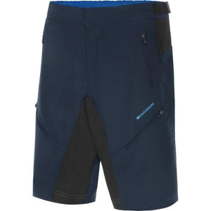 Madison Trail Womens Ink Navy Shorts Front