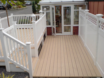 Garden Renovation with Fitrite Decking