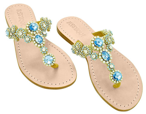 593faf4cf8561 Beaded Sandals  Mystique Sandals Instagram