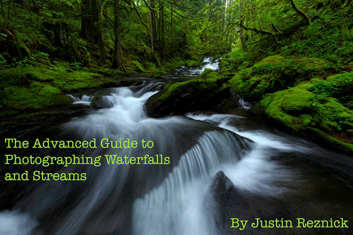 The Advanced Guide to Photographing Waterfalls and Streams