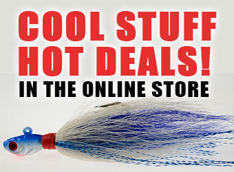 Nuts & Bolts of Fishing On Line Store | Nuts and Bolts of