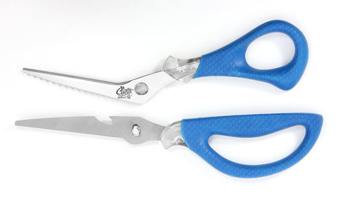 "Cuda 8"" Detachable Marine Shears"