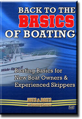 Back To The Basics of Boating DVD