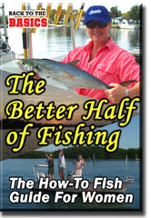Better Half of Fishing DVD