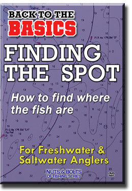 Finding The Spot DVD