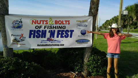 2019 Spring Fish 'N Fest Charter Fishing Fees
