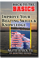 Improve Your Boating Skills & Knowledge DVD