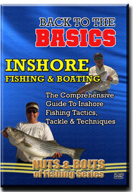 Basics of Inshore Fishing & Boating DVD