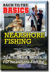 Basics of Nearshore Fishing DVD