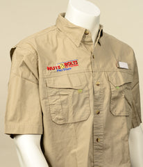 Nuts & Bolts Pro Staff Fishing Shirt