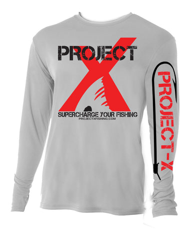 Project-X Long Sleeve Performance Shirt