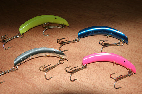 "Russelure 3"" Fishing Lures"