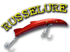 "Russelure 6 1/2"" Fishing Lures"