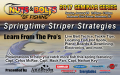Lake Hartwell Spring Striper Strategies Video Collection