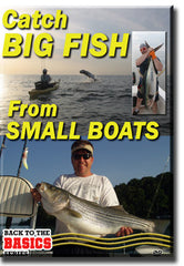 Catch Big Fish from Small Boats DVD
