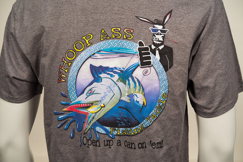 WhoopAss Tackle Co. T-Shirt