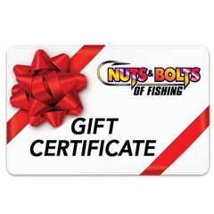 Nuts & Bolts of Fishing Online Store Gift Card