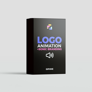 Custom Logo Animation + Sonic Branding