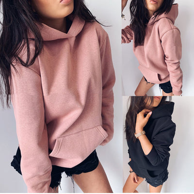 Long Sleeves Girl Pullovers Tops-3kstyle
