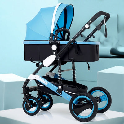 Multifunctional Baby Stroller Folding
