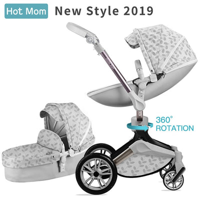 Baby Stroller 3 in 1 travel system
