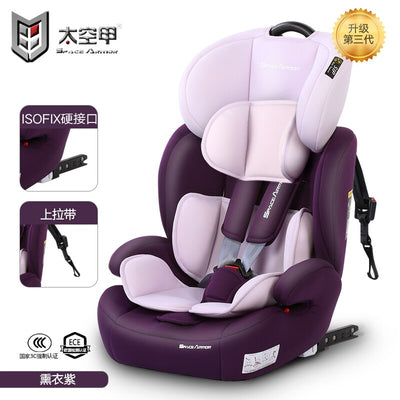 Dual Interface Child Safety Seat