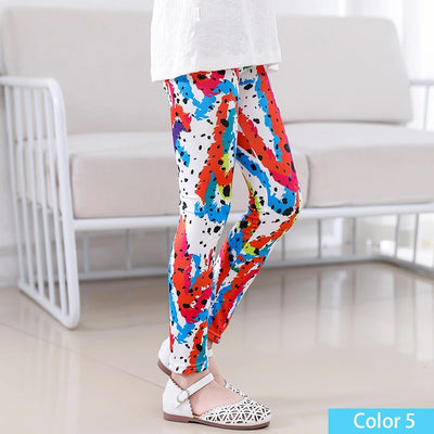 Baby Girl Print Legging