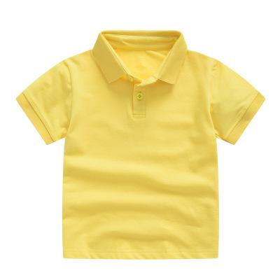 Children's Summer Cotton Short