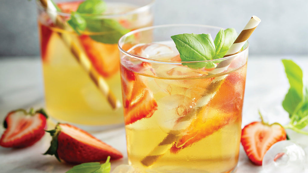 5 Easy and Healthy Iced Tea Recipes