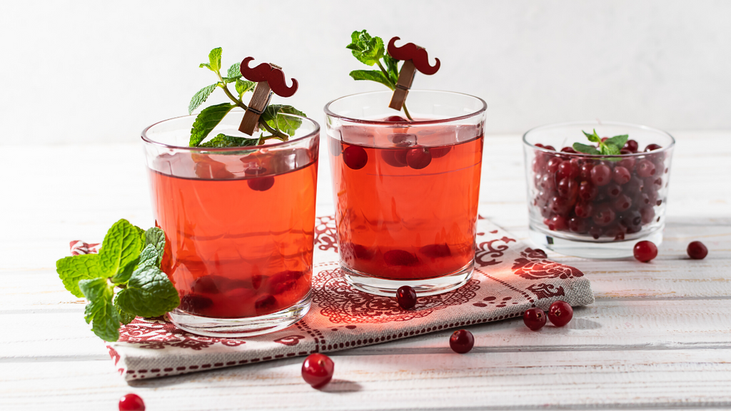 Cranberry Ginger Green Tea