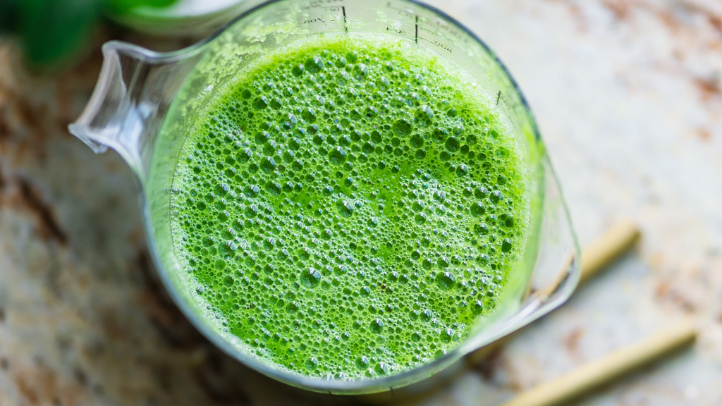New Year Detox Green Smoothie