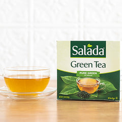 What time of day should I drink tea for digestion and bloating?