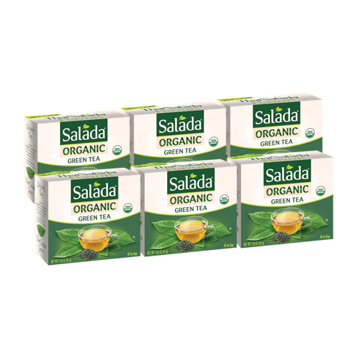Salada Organic Green Tea (40 ct)