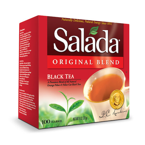 Salada Original Blend Black Tea 100ct